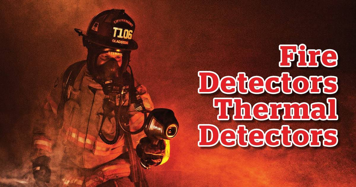 Fire Detectors - Thermal Detectors